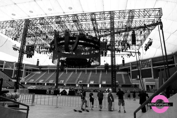 Britney Spears Circus Tour Aus 13