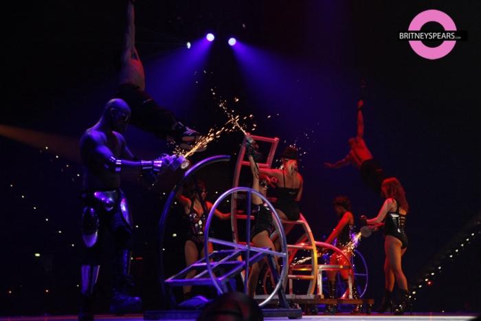 Britney Spears Circus Tour Aus 2