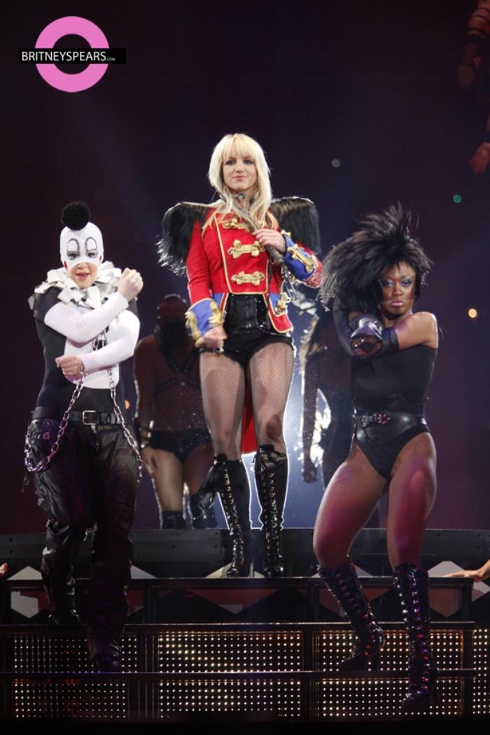 Britney Spears Circus Tour Aus 4