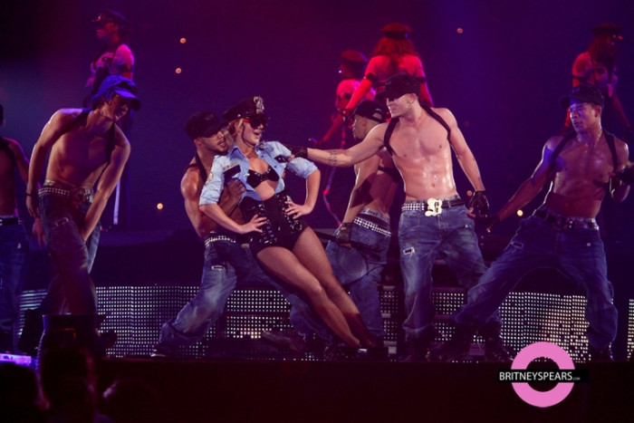Britney Spears Circus Tour Aus 6