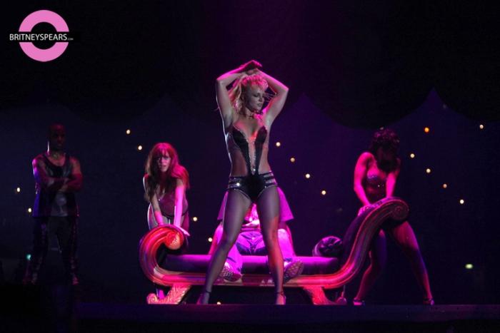Britney Spears Circus Tour Aus 7