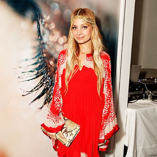Nicole richie fashion line name 32