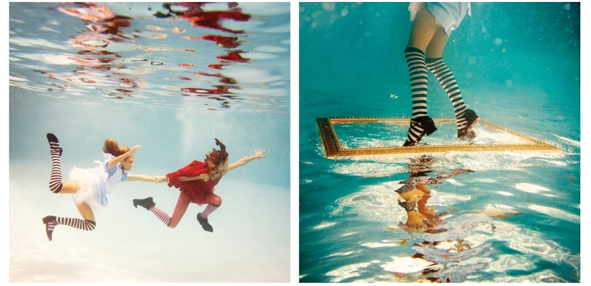 Alice in Waterland by Elena Kalis 2