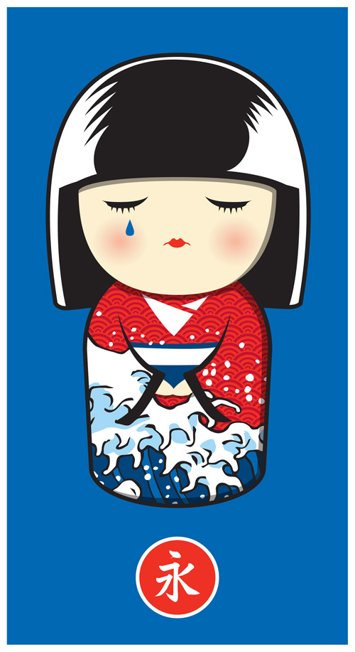 JOSHUA BUDICH Japan Earthquake Relief Series Print