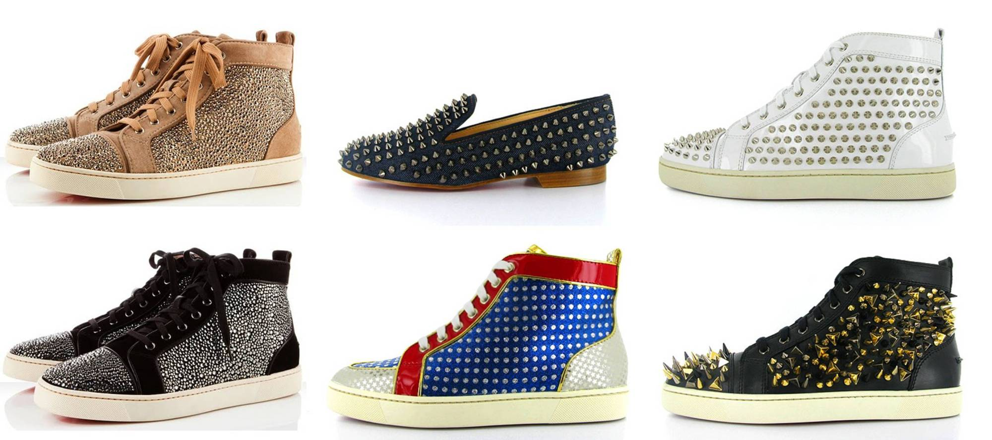 Christian Louboutin Fall Winter 2010 Mens Trainers 1