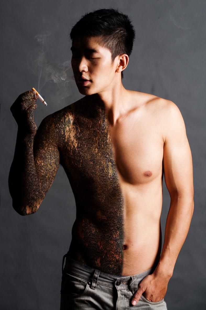model Cao Lam Vien - photo Hao Nhien - concept AkiQuang