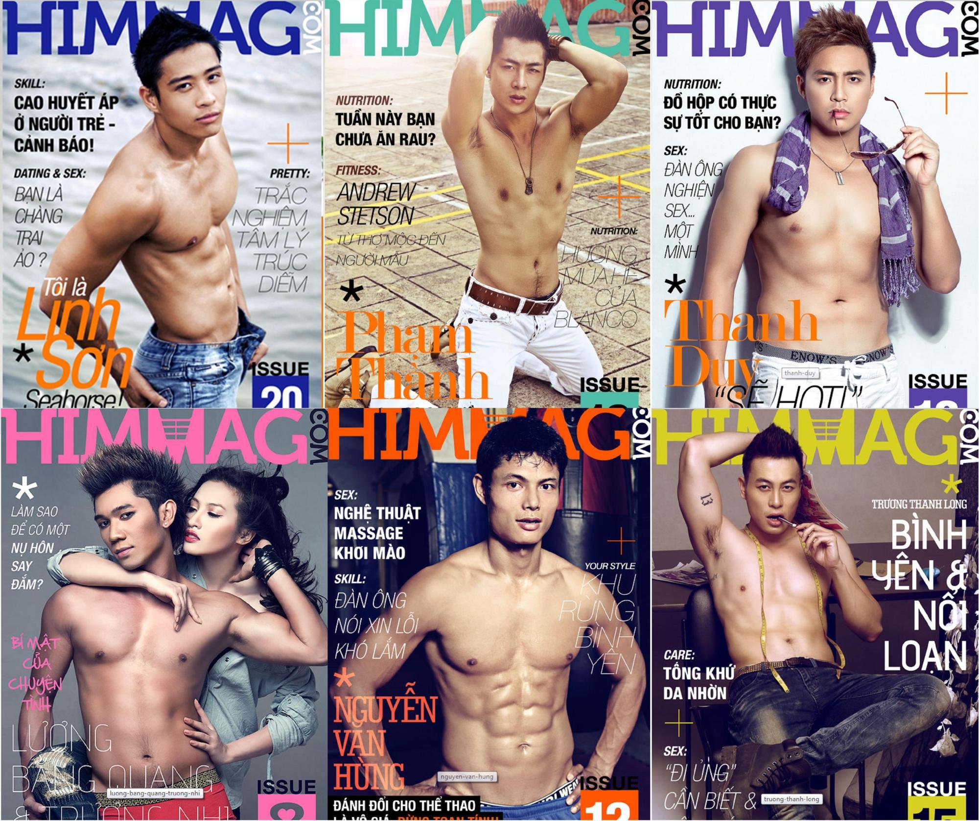 Himmag cover - ảnh chụp màn hình